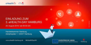 3. eHealth-Day Hamburg 2019