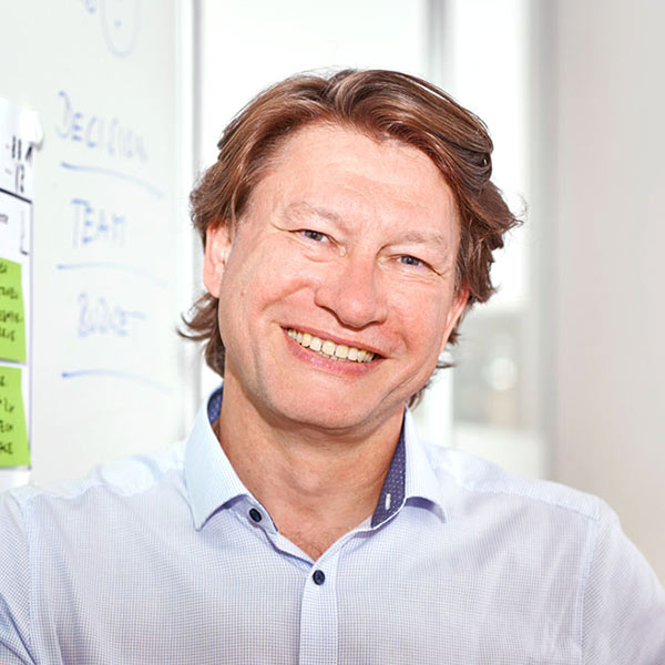 Juergen Jeske Leiter Strategie und Konzeption acrobat healthcare